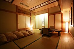 和室(1~4名様)室内風景